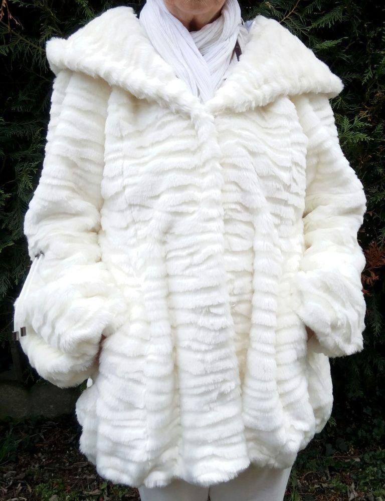 Manteau neuf en FAUSSE FOURRURE Vêtements