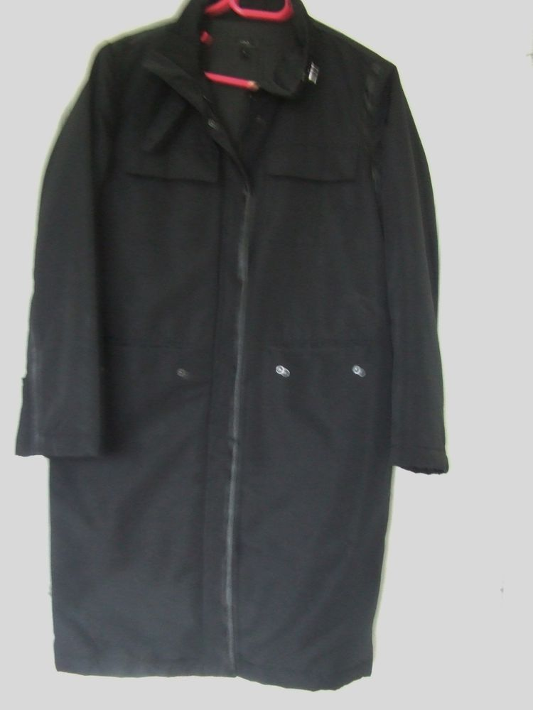 manteau noir déperlant LOLA 30 Montenois (25)