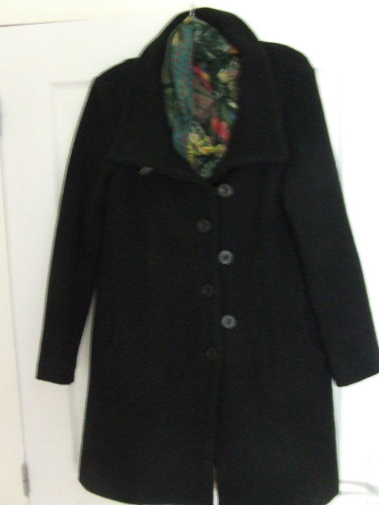 manteau noir  MAHE MAHE 15 Montenois (25)
