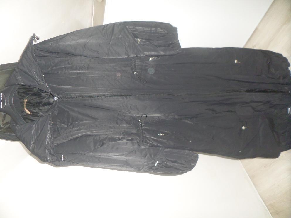 manteau noir taille 36/38 3 Ancenis (44)