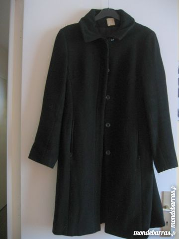 Manteau noir 8 Le Plessis-Bouchard (95)