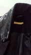 Manteau noir Vêtements