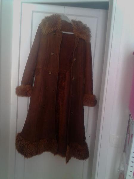 manteau  en peau retournée 7 Vitry-sur-Seine (94)
