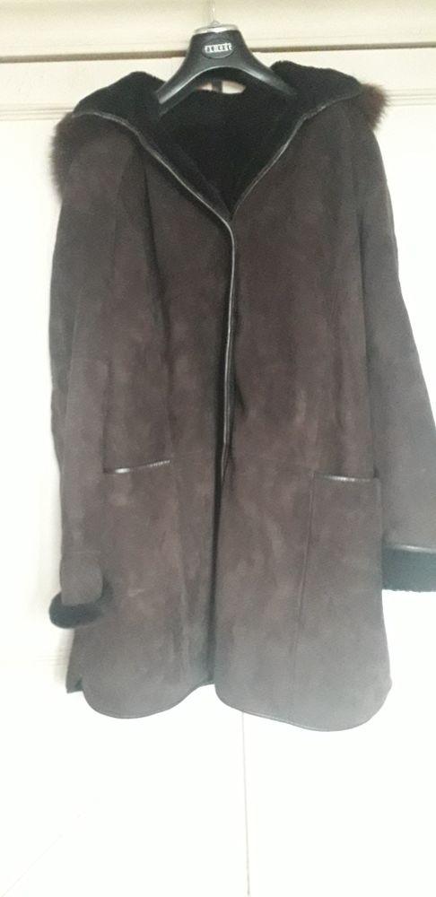Manteau peau vachette cuir 40 Villejuif (94)