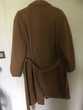 Manteau 100% poil de chameau Vêtements