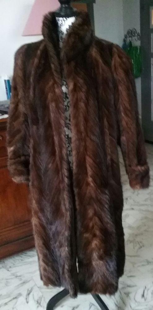 Manteau queues  de vison 200 Six-Fours-les-Plages (83)
