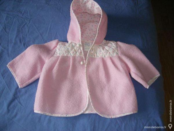 manteau rose 12 mois 4 Laventie (62)