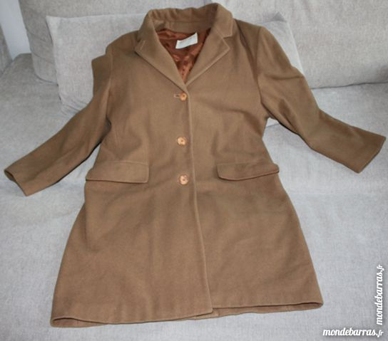 MANTEAU «SOFT GREY» (taille 42) 20 Marseille 2 (13)