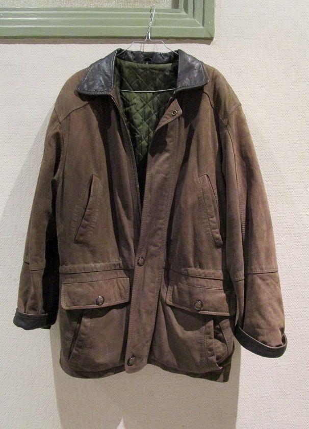 Manteau ou veste manteau en nubuck, XXL occasion  65 Nice (06)