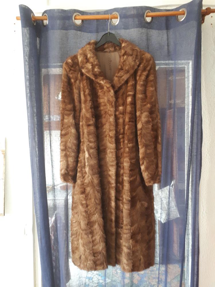 achat manteau en fourrure d'occasion nice