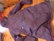 manteau violet fille polaire à l'intérieur Vêtements enfants