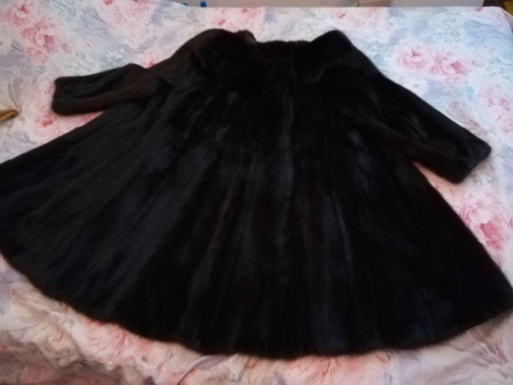 Manteau Vison Black 900 Saint-Paul (06)