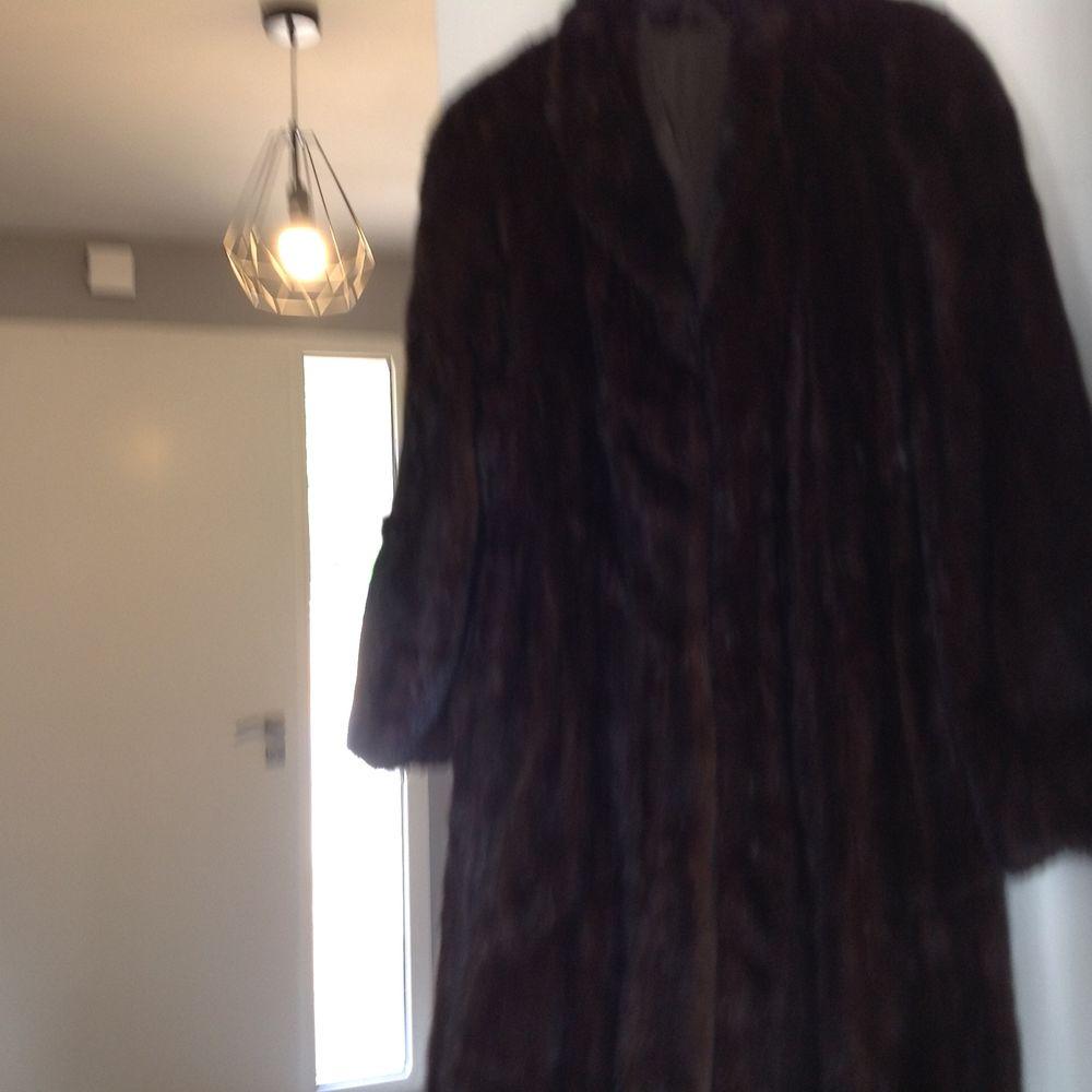 manteau vison ,col châle  100 Douvrin (62)