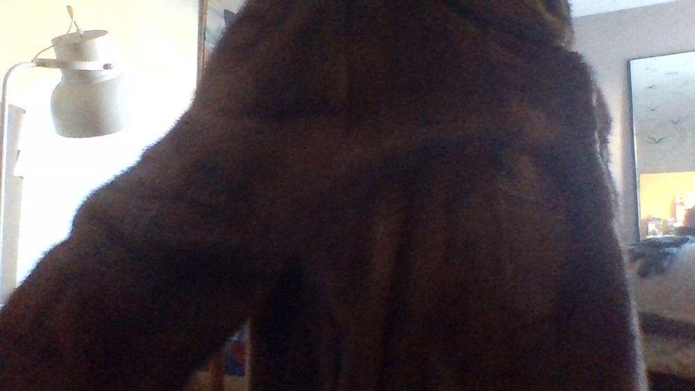 manteau en vison doré , reçu en héritage jamais porté Vêtements