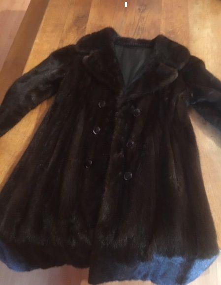 manteau vison noir 500 Hem (59)
