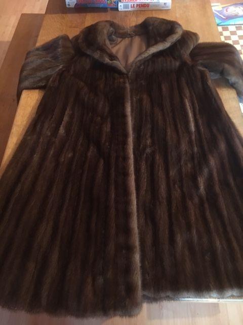 manteau vison en parfait etat 0 Hem (59)