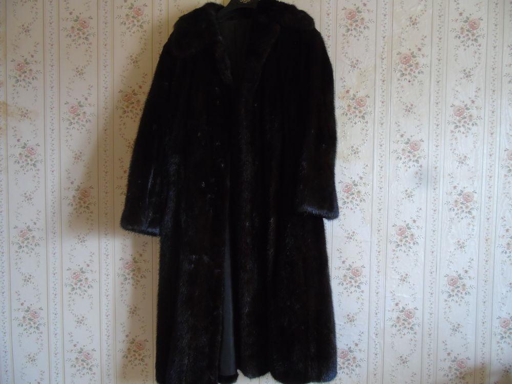 manteau vison veritable 300 Neuilly-en-Thelle (60)