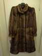 Un manteau pur vison ,  une veste pur vison,  veste castor  Annecy (74)