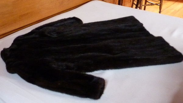 manteau de vison 250 Ronquerolles (95)