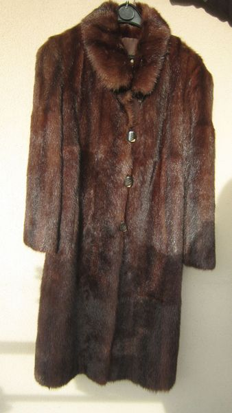 Manteau de vison 500 Vif (38)