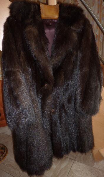 manteau en vison 300 Valognes (50)