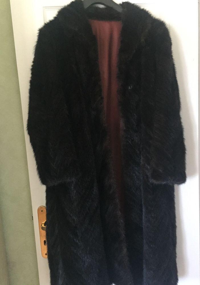 manteau en vison 350 Romainville (93)