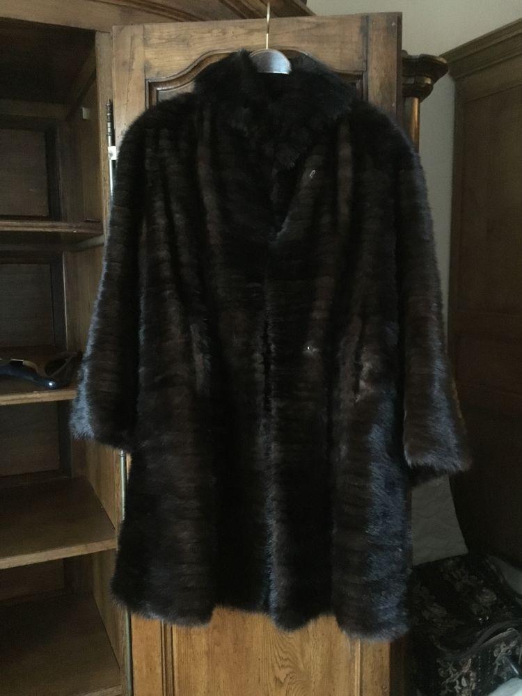 Manteau de vison  0 Obernai (67)