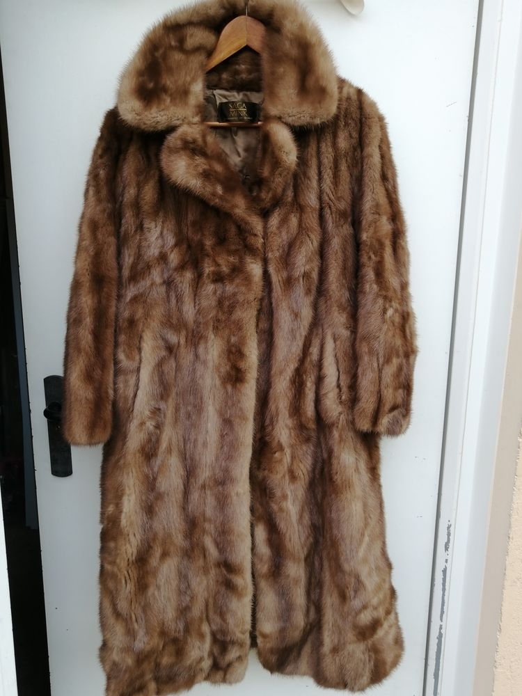 Manteau de vison 0 Fouquereuil (62)