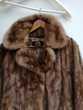 Manteau de vison Vêtements