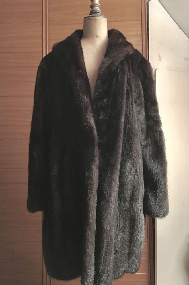 Manteau en vison 200 Montmorency (95)
