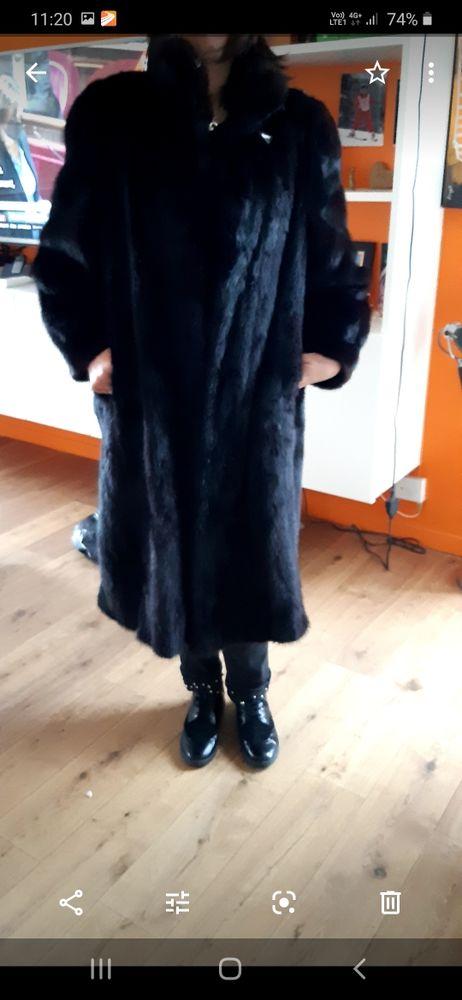 Manteau de vison 400 La Celle-Saint-Cloud (78)