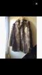 Manteau en vraie fourrure de vison Vêtements