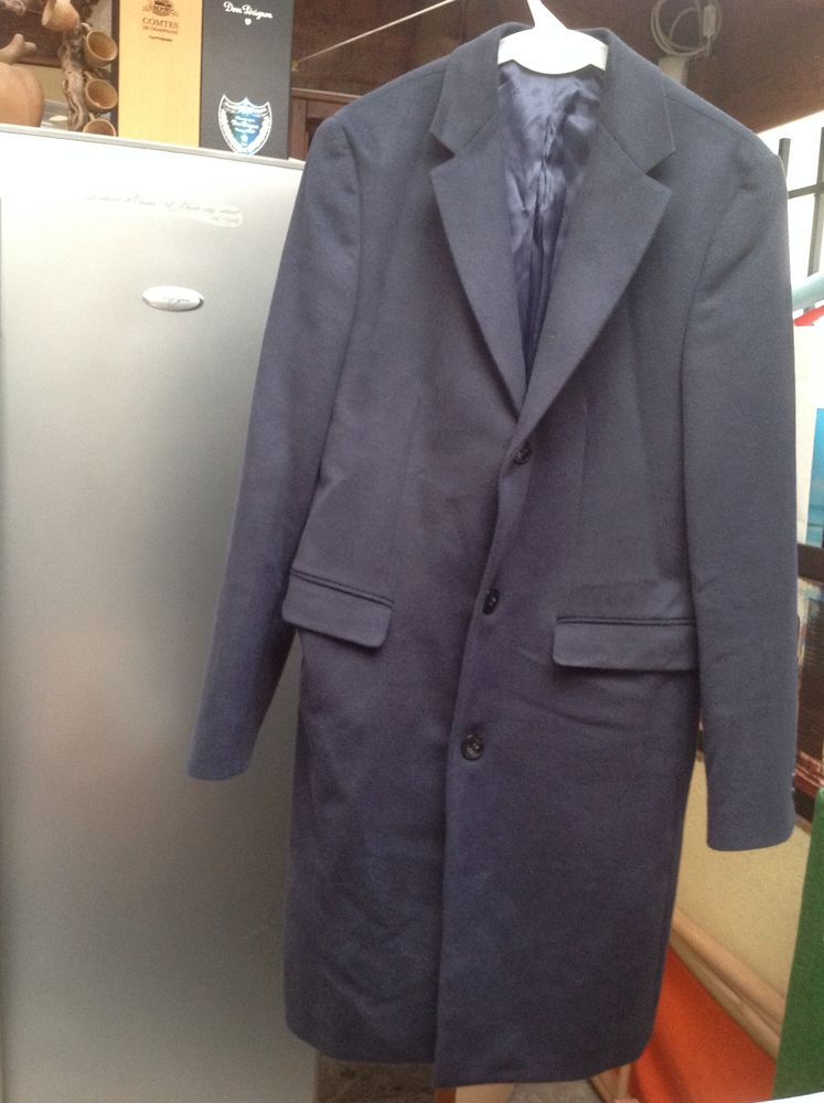 Achetez manteau zara en très quasi neuf, annonce vente à La