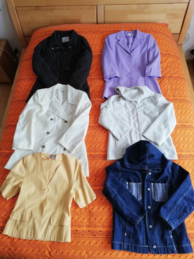 8 manteaux femme taille 38 et 40 3 Saint-Martin-Boulogne (62)