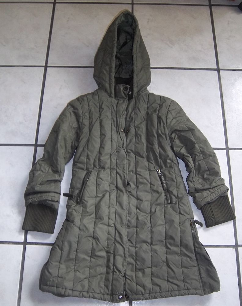 3 manteaux IKKS TAILLE 8 ANS 5 Colombier-Fontaine (25)