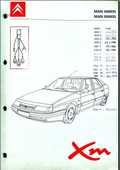 manuel d'atelier Citroën XM tous modèles  20 Avignon (84)