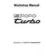Manuel d'atelier Porsche 944 et 944 Turbo