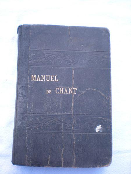 manuel de chant complet 2 Bailleau-l'Évêque (28)