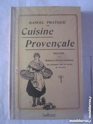 MANUEL PRATIQUE DE CUISINE PROVENCALE 8 Brest (29)