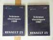 Manuels d'atelier Renault 25