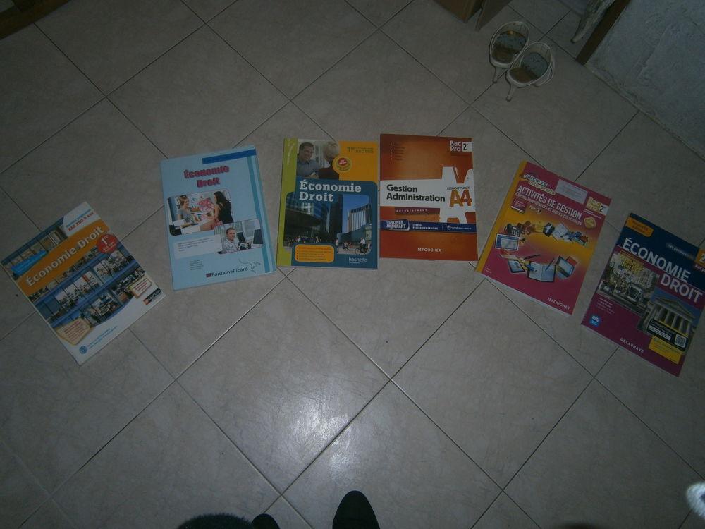 manuels lycée pro Gestion administration 5 Le Péage-de-Roussillon (38)