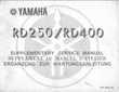 Manuels de réparation Yamaha RD