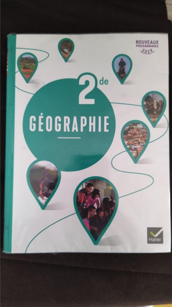 4 manuels de seconde (2de) Blaise Pascal 88 Bois-Guillaume (76)