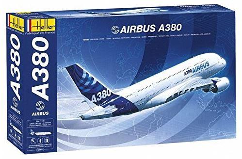 Maquette A380 neuve avec peintures 48 Chatou (78)