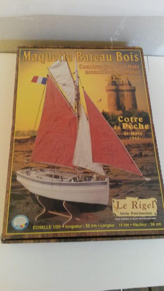 Maquette de bateau 50 Lévis-Saint-Nom (78)
