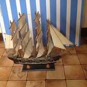 Maquette de bateau 0 Bouvignies (59)
