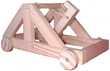 Maquette de catapulte à roues Jeux / jouets