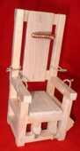 Maquette de chaise électrique 40 Nantes (44)