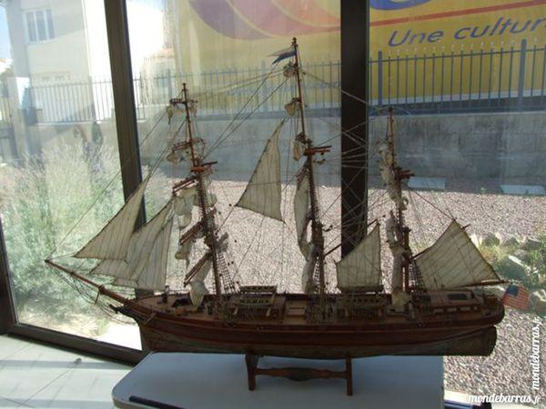 maquette déco voilier 350 Belleville-sur-Vie (85)