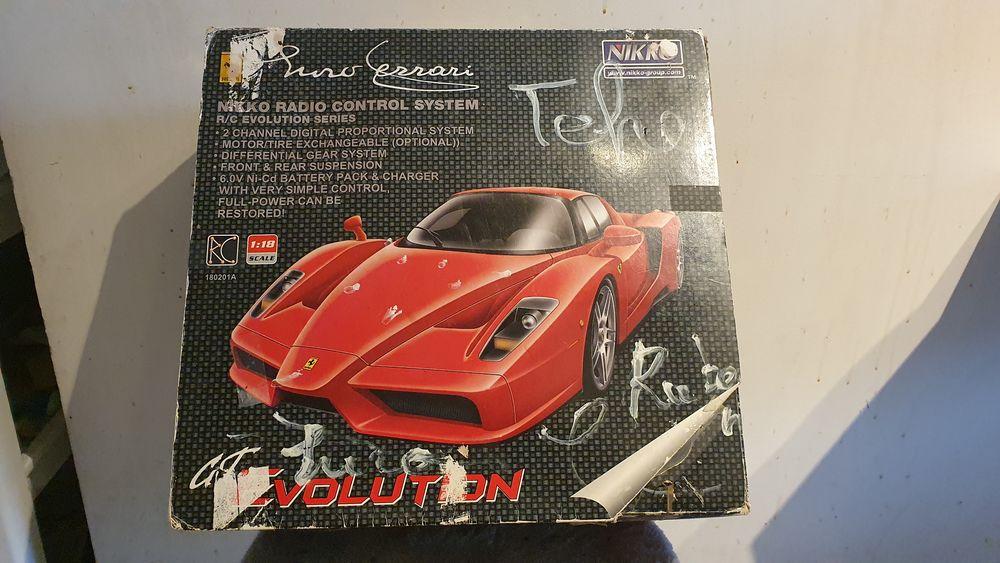 Maquette Ferrari 3 Saint-Ouen (93)